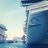 Livfartyg Royaltyfri Fotografi