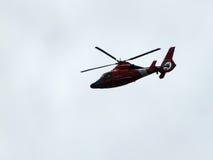 Livhelikopter Royaltyfri Fotografi