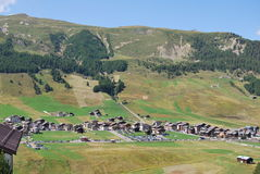 Livigno Royalty Free Stock Images