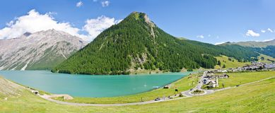Livigno summer Stock Images