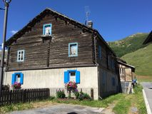 Livigno Stock Photo