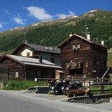 Livigno Royalty Free Stock Photos
