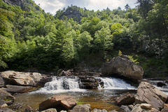 Liville River Royalty Free Stock Photo