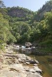 Liville rzeka Zdjęcia Royalty Free