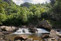Liville rzeka Zdjęcie Royalty Free