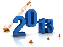 Living 2013 Stock Images