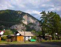 Living in Altai Stock Photo