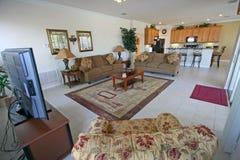 Living Area Royalty Free Stock Photo