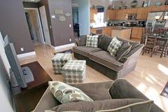 Living Area Royalty Free Stock Photos