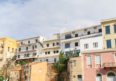 Living in Chania Royalty Free Stock Photography