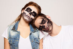 Living dead royalty free stock image