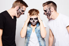 Living dead stock photography