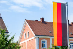 Living in germany Royalty Free Stock Image