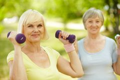 Living healthy lifestyle Stock Photos