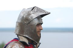 Living history.Medieval Royalty Free Stock Photos