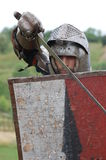 Living history.Medieval Royalty Free Stock Photo