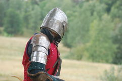 Living history.Medieval Royalty Free Stock Images