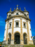 Living history in Ouro Preto (Minas Gerais - Brazil) Royalty Free Stock Images