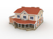 Living house Royalty Free Stock Photos