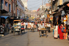 Living in India Stock Photography