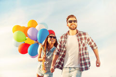 Living life to the fullest. Royalty Free Stock Images