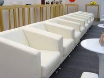 living luxury modern room Стоковые Изображения RF