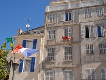 Living in Marseille. Marseille is the largest city in southern France, as well as the first port of France and the Mediterranean, and the fifth at the European stock photos