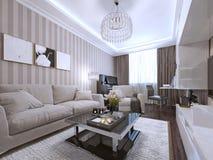 Living modern style Stock Photo