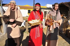 The Living Nativity Royalty Free Stock Photography