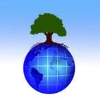 Living planet Stock Image