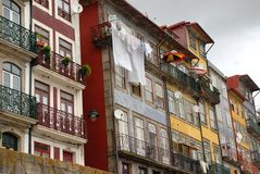 Living in Porto Stock Image
