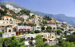 Living in Positano Royalty Free Stock Images