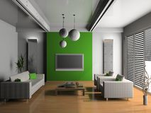 Living room Stock Images