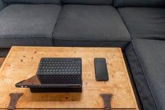 living room Стоковое Изображение RF