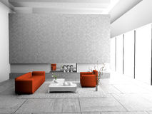Free Living Room Royalty Free Stock Photography - 13727157