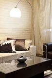 Living room Royalty Free Stock Photography
