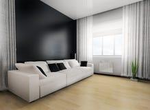 Living-room Fotografia Royalty Free