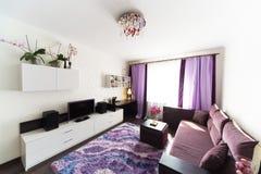 living room Стоковое Изображение
