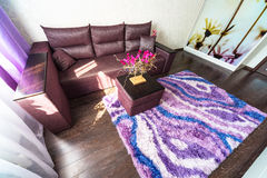 living room Стоковые Фотографии RF