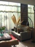 Living room. Interior design royalty free stock image