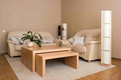 Living room stock photos