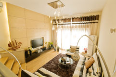 living room στοκ εικόνες με δικαίωμα ελεύθερης χρήσης