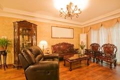 living room στοκ φωτογραφίες με δικαίωμα ελεύθερης χρήσης