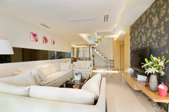 living room στοκ εικόνες