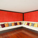 Living Room Asian modern Style Royalty Free Stock Photography