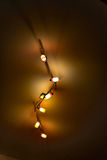 Living room ceiling lamp Royalty Free Stock Photo