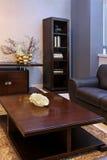 Living room corner Stock Photo