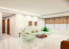 Living room design Stock Photo