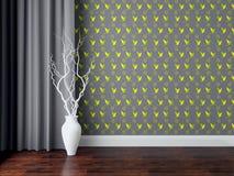 Living room design. Royalty Free Stock Photos