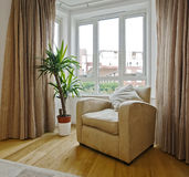 Living room detail Stock Photography